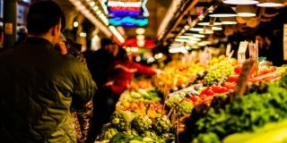 Динамика цен на основные продукты питания, март 2020