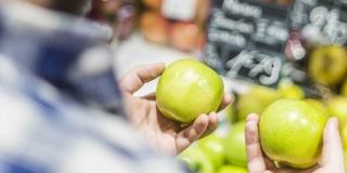 Динамика цен на основные продукты питания в России