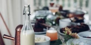 Исследование рынка молочных продуктов Петербурга